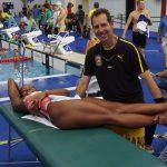 2016 Alia Atkinson 100m breaststroke at the world record