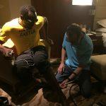 BEIJING 2015 Laser Treating Bolt after Segway Injury
